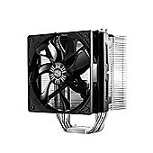 Cooler Master Hyper 412S Universal CPU Air Cooler with Fan and Quiet adapter
