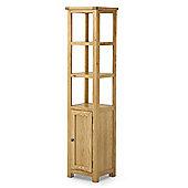 Roseland Oak Display Shelf