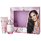 Alesha Dixon Rose Quartz Set