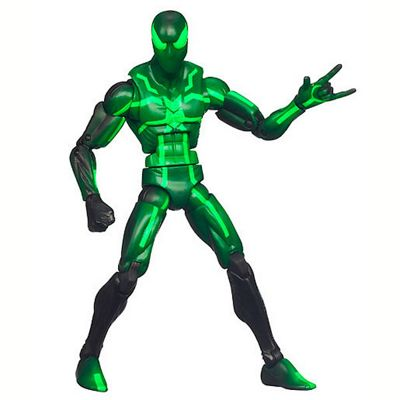 Marvel Legends Arnim Zola Collection - Spider-Man