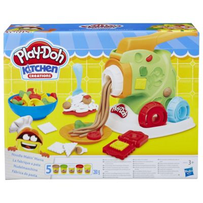 Play-Doh Kitchen Creations Noodle Makin? Mania