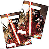 Star Was The Force Awakens Party Bags - Pack Of 6