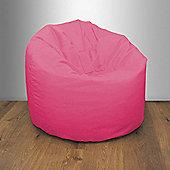 Pink Splashproof Bean Bag Chair Indoor Outdoor Beanbag Seat Garden Furniture