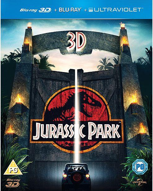 Jurassic Park: 2013 (3D Blu-ray)