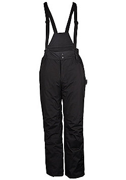 Mountain Warehouse Dusk Mens Ski Pants - Black