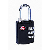 Mountain Warehouse TSA Combination Padlock