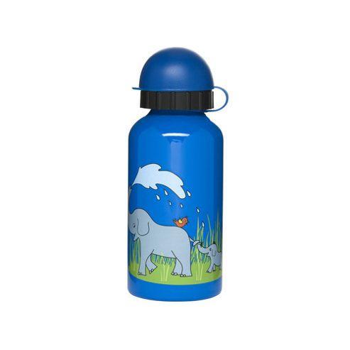 Sagaform Zoo Water Bottle (Set of 2)