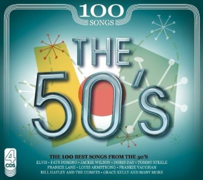 100 Songs The 50'S (4Cd)