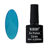 Bluesky Neon Range 10 ml Gel Polish - Blue