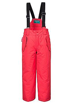 Mountain Warehouse Honey Youth Ski Pants - Brown