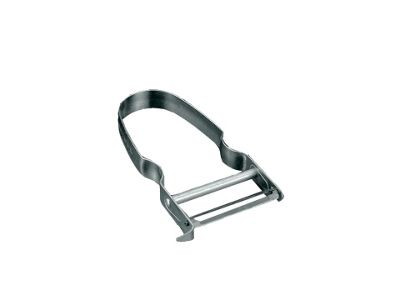 Metaltex 677007 Potato Peeler S/S