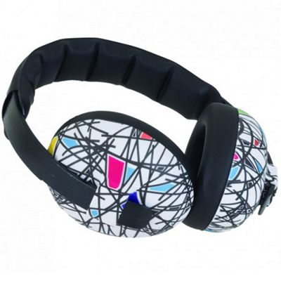 Banz Baby Ear Defenders - Squiggle