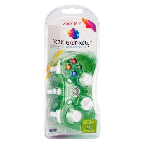 Rock Candy - Xbox360 Controller Green