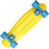 Penny Australia Complete 22inch Fluorescents 2014 Plastic Skateboard - Yellow
