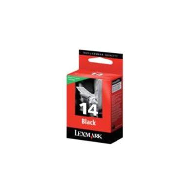 Lexmark 14 Black Return Programme Print Cartridge