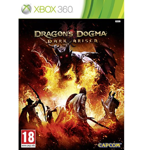 Dragons Dogma: Dark Arisen (Xbow 360)