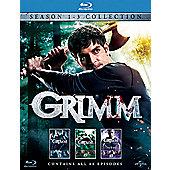 Grimm 1-3 Boxset