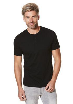 F&F Grandad T-Shirt with As New Technology XL Black