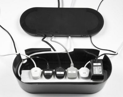 Cable Management Box For 6-way Socket