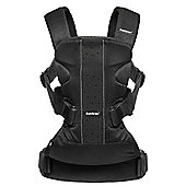 BabyBjorn Baby Carrier One (Black Mesh)