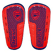 Arsenal FC Shinpads - Blue & Red