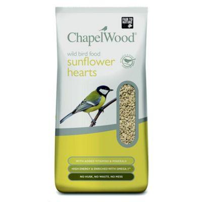 Chapelwood Sunflower Hearts 0.9kg
