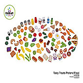 Kidkraft Tasty Treats Pretend Food 125 Pcs