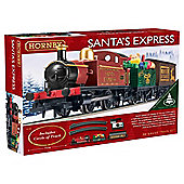 Hornby Santa Christmas Express Trainset