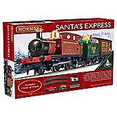 Hornby Santa Christmas Express Trainset