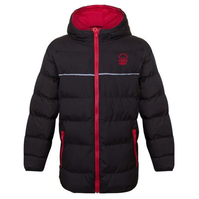 Nottingham Forest FC Boys Quilted Jacket 4-5 Years