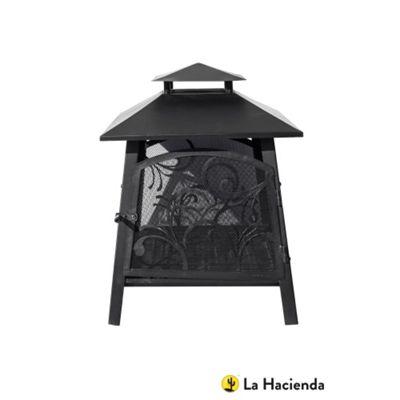La Hacienda Sakura Decorative Firebasket
