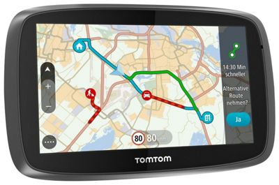 Buy TomTom Trucker Sat Nav With Speed Camera Detector - Us speed camera map
