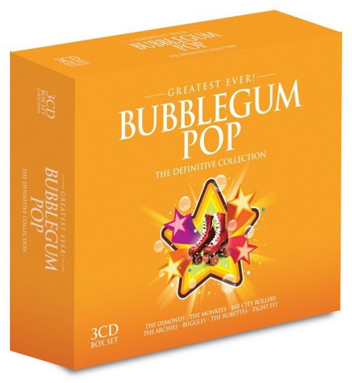 Greatest Ever Bubblegum Pop (