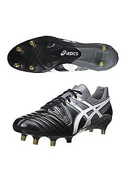 Asics Mens Gel Lethal Tight Five Rugby Boots (P500Y-9001) UK 7 - UK 13 - Black