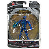"Power Rangers Movie 5"" Action Figure - Blue Ranger"