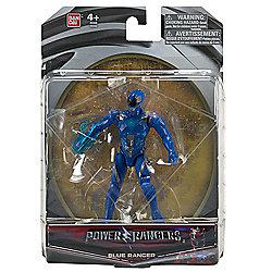 "Power Rangers Movie 5"" Action Figure - Blue Ranger"