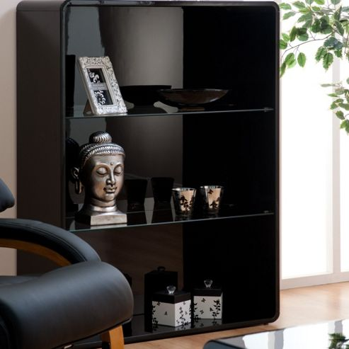 World Furniture Toscana Bookcase - Black
