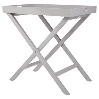 Buy Butlers Tray Table Taupe From Our Side Amp Lamp Tables
