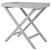 Butlers Tray Table, Taupe