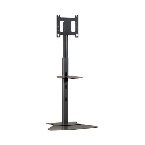 Chief Flat Panel TV Stand - Silver
