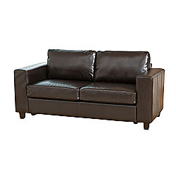 Sofa Collection Lucena Sofa - 3 Seat Sofabed - Brown