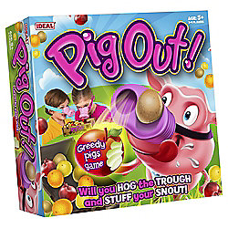 Pig Out! Action Game