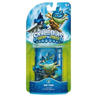 Skylanders Swap Force Single Character : Rip Tide