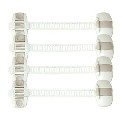 Safetots Multi Purpose Lock Pack of 4