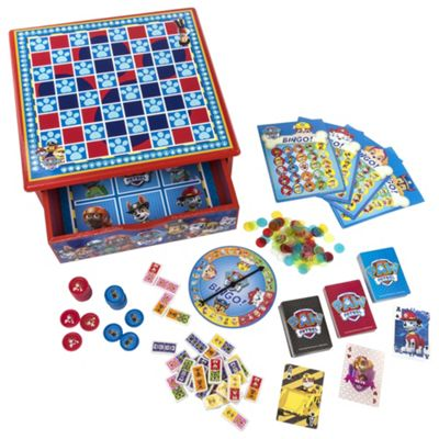 Paw Patrol Games House