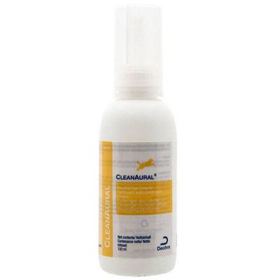 CleanAural Sensitive Ear Cleaner for Dogs - 100ml