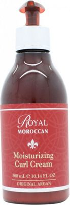 Royal Moroccan Moroccan Moisturizing Curl Cream 300ml