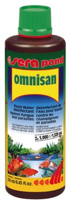 Sera Pond Omnisan F - 250 ml