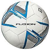 Precision Fusion Training Ball White/Blue/Black Size 3