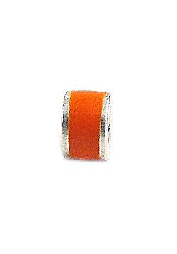 Amore & Baci Junior Orange Candy Narrow Bead